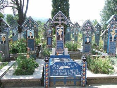 Dünyanın en ilginç mezarlığı