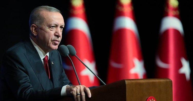 Başkan Erdoğan'dan Ankara mesajı: Demokrasinin gelişme sürecinin de merkezidir