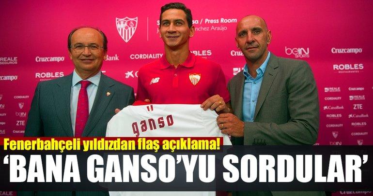 Josef de Souza: Bana Ganso'yu sordular
