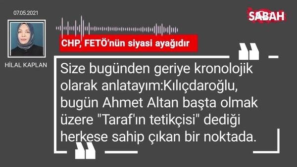 Hilal Kaplan | CHP, FETÖ'nün siyasi ayağıdır
