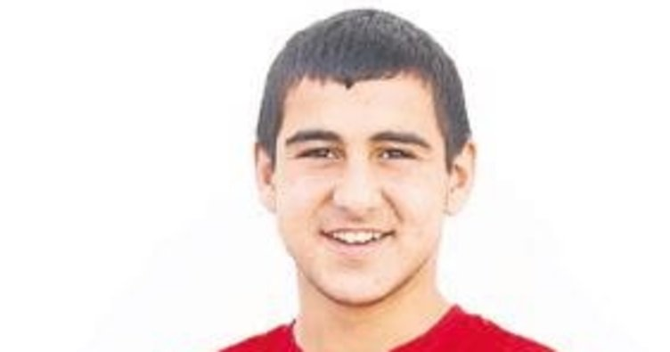 Halil İbrahim milli takıma seçildi