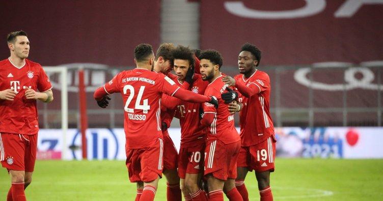 Mainz, Bayern Münih'in sinirleriyle oynadı!