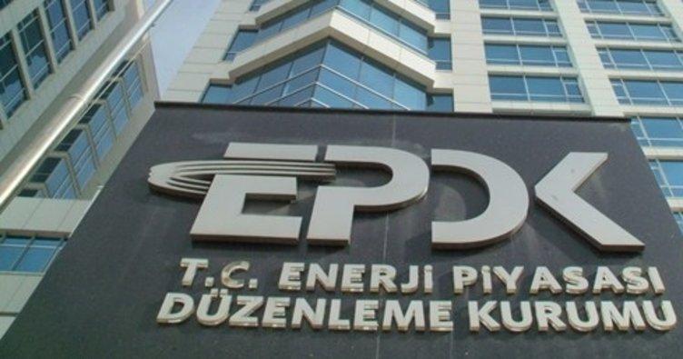 EPDK'dan 6 akaryakıt şirketine 2,5 milyon lira ceza