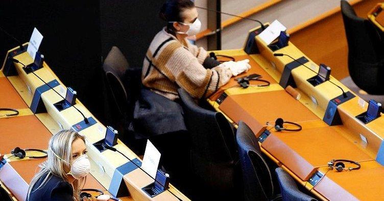 Avrupa Parlamentosu'ndan corona virüsü tedbirlerine onay
