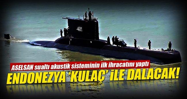 Endonezya ASELSAN ile denize dalacak