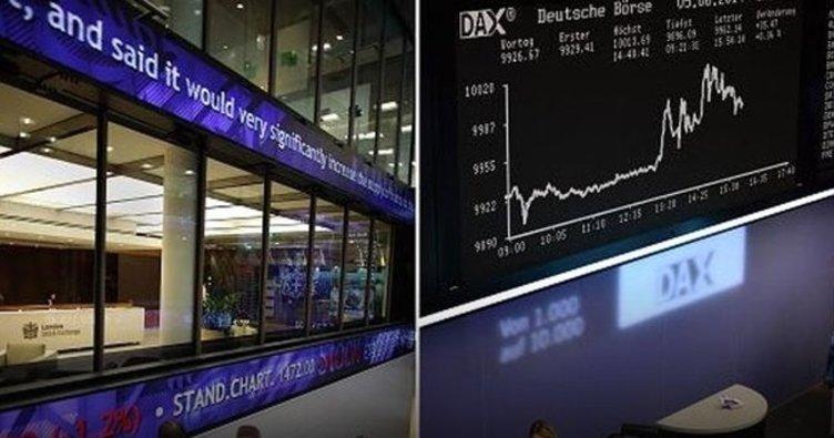 Avrupa Borsaları, İngiltere hariç yükselişle açıldı