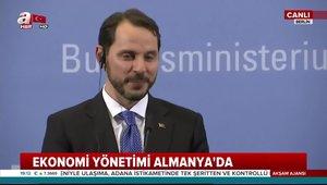Bakan Berat Albayrak: Türkiye EURO 2024'e fazlasıyla hazır