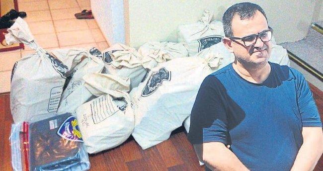 Avukat Tanrıverdi belgelerle yakalandı