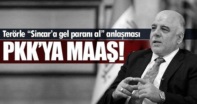 İbadi'nin PKK'ya haraç ödediği ortaya çıktı