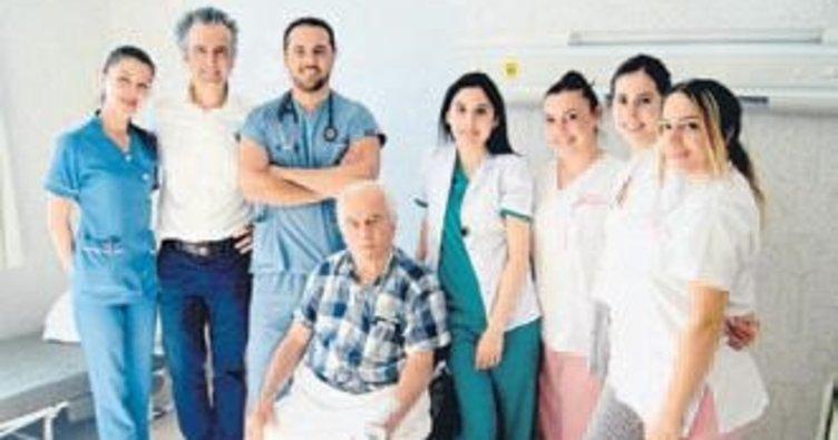 AORT kapağı darlığında ameliyatsız tedavi devri