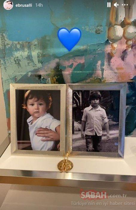Acılı anne Ebru Şallı'dan oğlu Pars'ın ölüm yıl dönümünde yürek yakan paylaşım! Pars'ın o sözleri izleyenleri ağlattı...