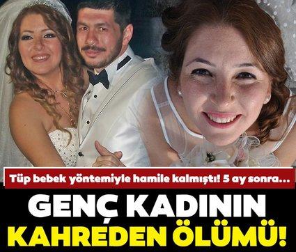 SON DAKİKA! Zonguldak'ta kahreden olay! Tüp bebek yöntemiyle hamile kalmıştı... Koronavirüs onu hayattan kopardı!