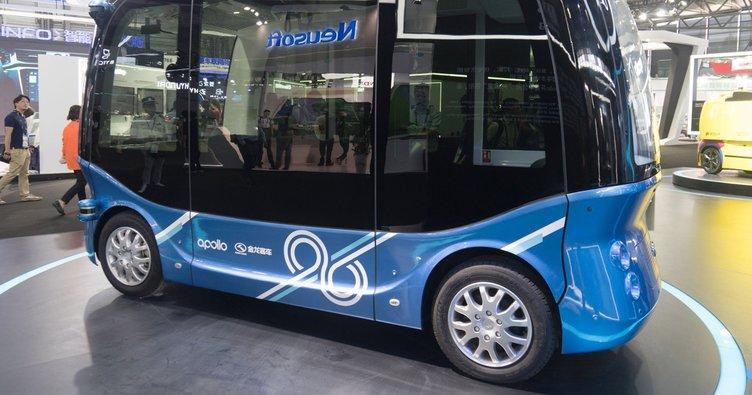 Baidu Seviye 4 otonom araçlarının seri üretimine başladı