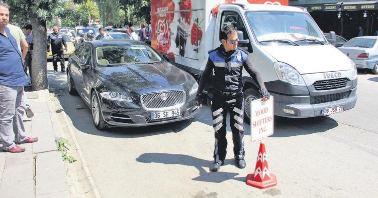 Ankara'ya bin eğitimli vale