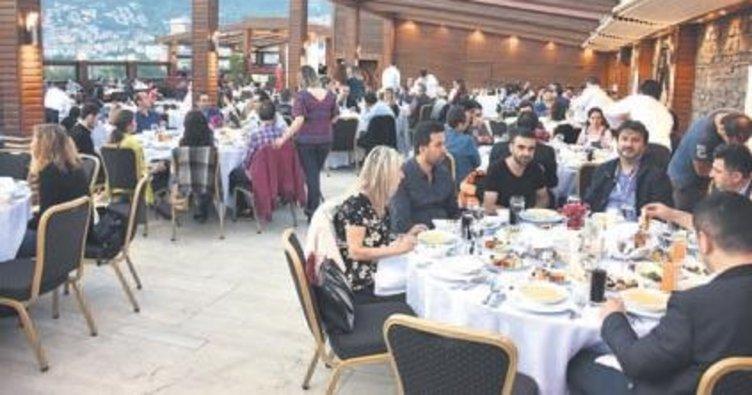 Tüyap Bursa ziyaretçi sayısında rekora koşuyor