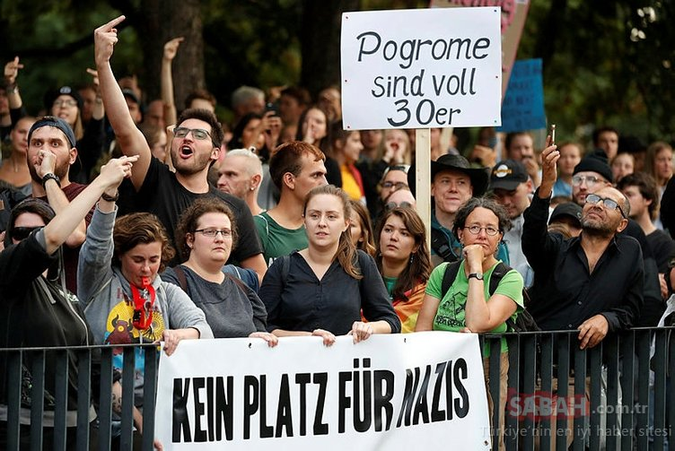 Cinayet sonrası Almanya'da tansiyon yükseldi