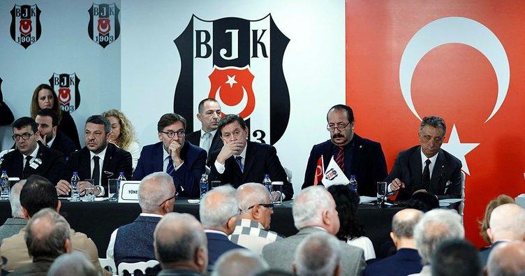 Beşiktaş'ın borcu açıklandı: 2 milyar 759 milyon 185 bin 877 TL