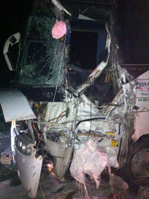 MHP kongresi yolunda kaza