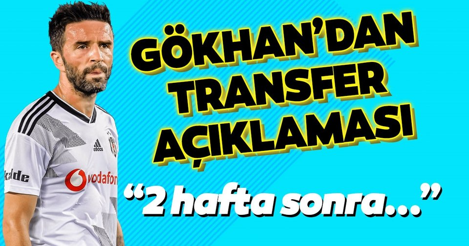 Gökhan Gönül'den transfer açıklaması!