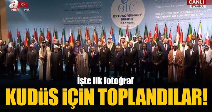 İslam İşbirliği teşkilatı toplanıyor - Canlı Yayın