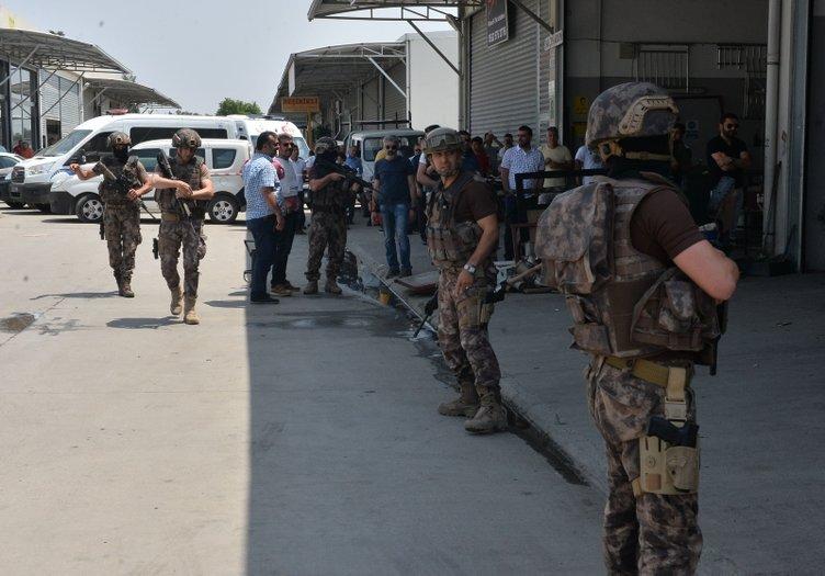 Bekçiyi rehin alan cezaevi firarisi, polis operasyona başlayınca intihar etti