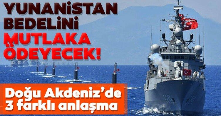 Son dakika haberi: Oruç Reis hamlesi Yunanistan'ı panikletti! Yunanistan mutlaka bedelini ödeyecek!