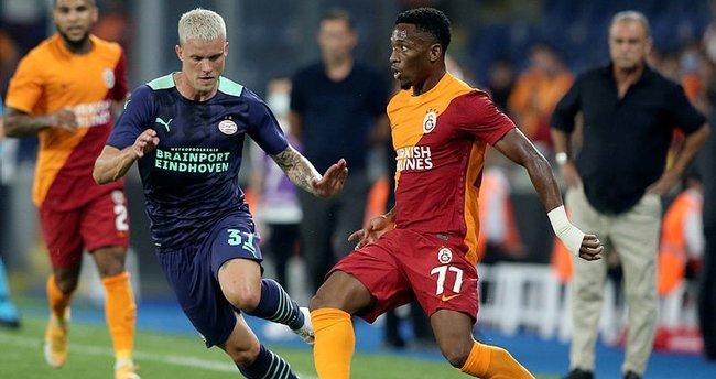 Galatasaray'ın Avrupa macerası St. Johnstone karşısında devam ediyor! İlk 11'ler belli oldu...