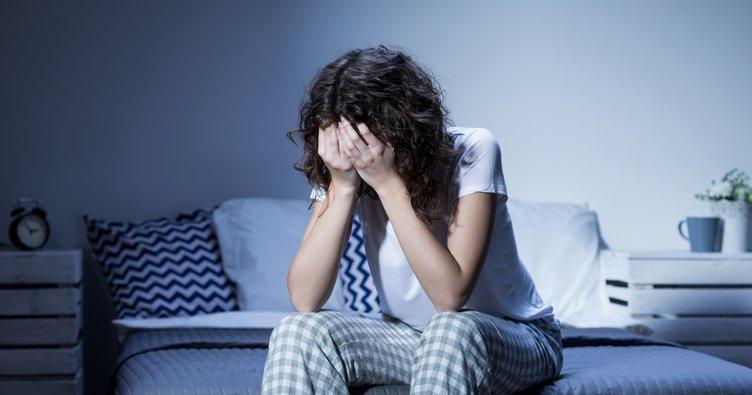 Uykusuzluk o hastalığın baş sebeplerinden!