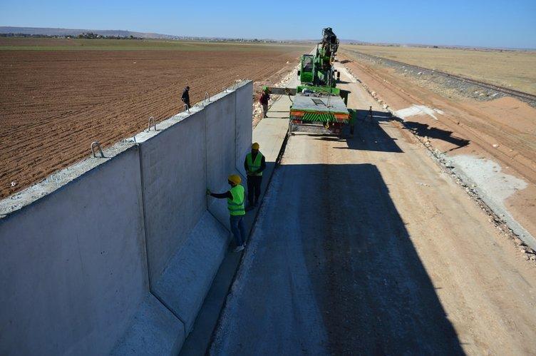 Dünyanın en uzun 3. duvarı Türk Seddinin inşası sürüyor