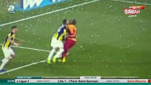 Erman Toroğlu: 'Mehmet Topal'ın Diagne'ye yaptığı hareket net penaltı'