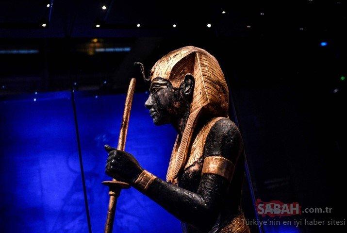 Mısır Firavunu Tutankamon'un lanetli lahidi son defa açılacak!