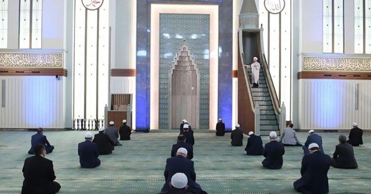 Bugün camide Cuma namazı kılınacak mı? 23 Nisan 2021 camide Cuma namazı kılınacak mı, camiler açık mı?