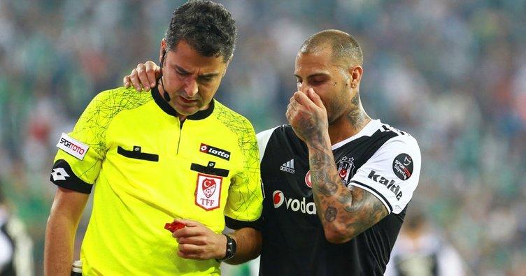 Beşiktaş'ta 3 oyuncu ceza sınırında