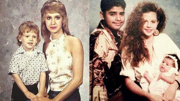 Onlar doğduğunda anneleri çok gençti