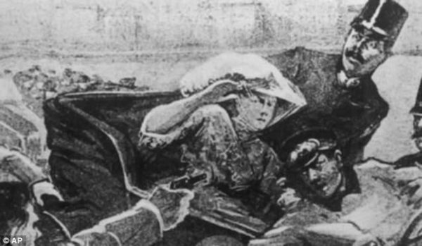 the sarajevo murders essay Murder at sarajevo (1914 war) any help please for my history essay on ww1- why did a murder lead to war in 1914 x more questions.
