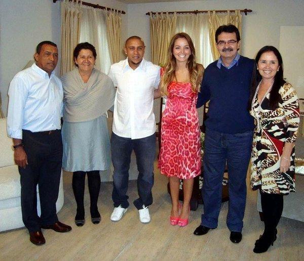 Roberto Carlos dünya evine girdi