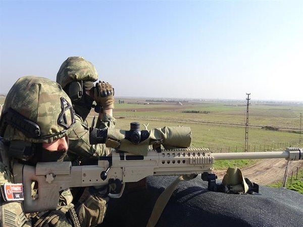 SAT ve SAS komandolarından operasyonlara destek