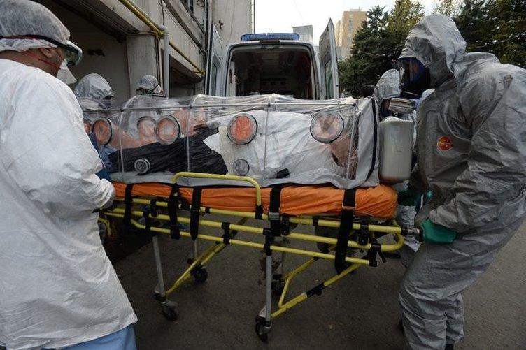 İstanbul'da ebola alarmı