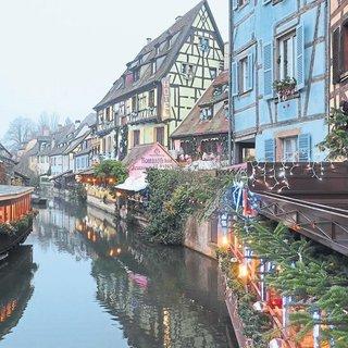 Işıl ışıl Alsace