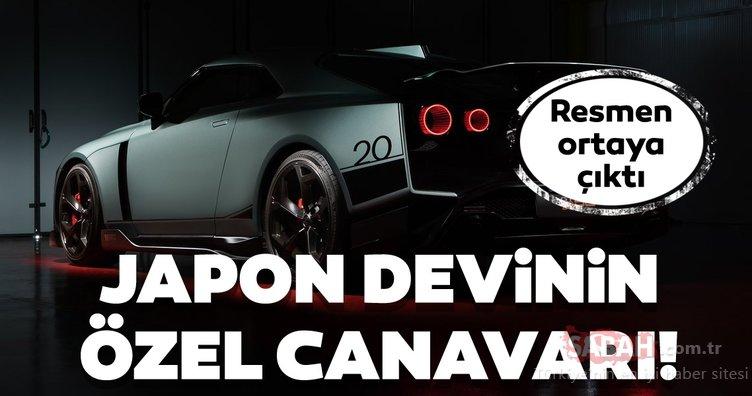 2021 Nissan GT-R50 resmen ortaya çıktı! Bakın nasıl özellikleri var...