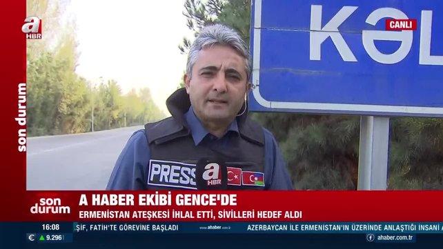 Aliyev'den son dakika açıklaması! Bir bölge daha işgalden kurtuldu | Video