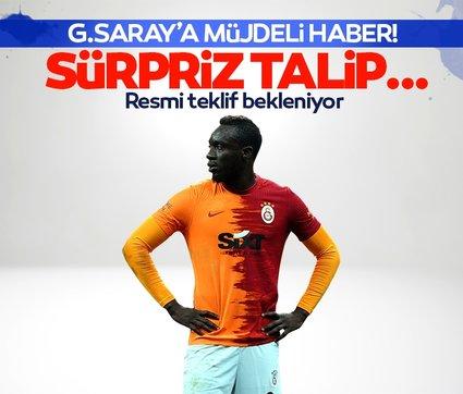 Son dakika: Mbaye Diagne'den Galatasaray'ı rahatlatacak haber! Talip çıktı, teklif bekleniyor...