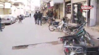 Esad rejimi İdlib'de yine sivilleri vurdu   Video