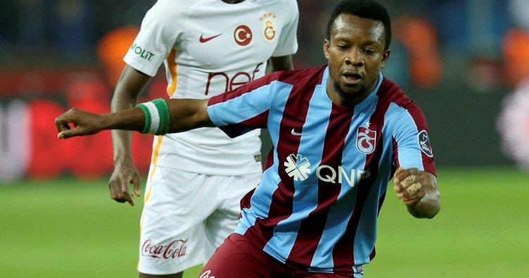 Trabzonspor, Onazi için gelen teklifi reddetti