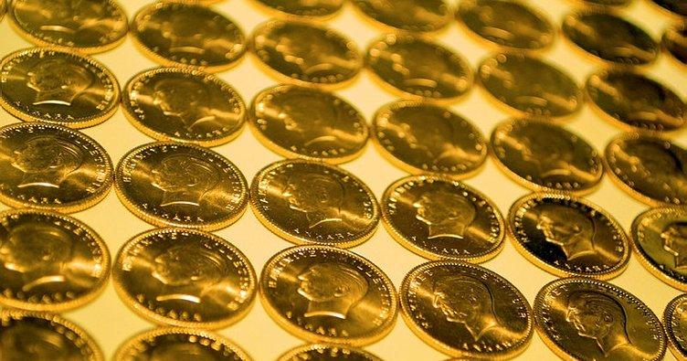Altının kilogramı 212 bin 500 liraya geriledi