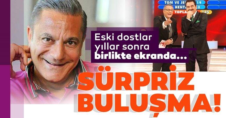 Son dakika haberi: İbo Show'da Mehmet Ali Erbil sürprizi! İbrahim Tatlıses ve Mehmet Ali Erbil İbo Show'da buluşuyor! İşte ilk kare...