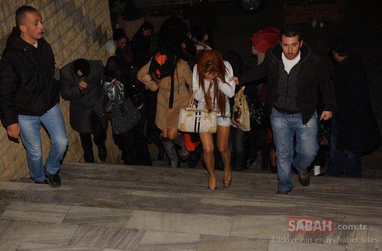 Ankara'da milyonluk fuhuş çetesi çökertildi