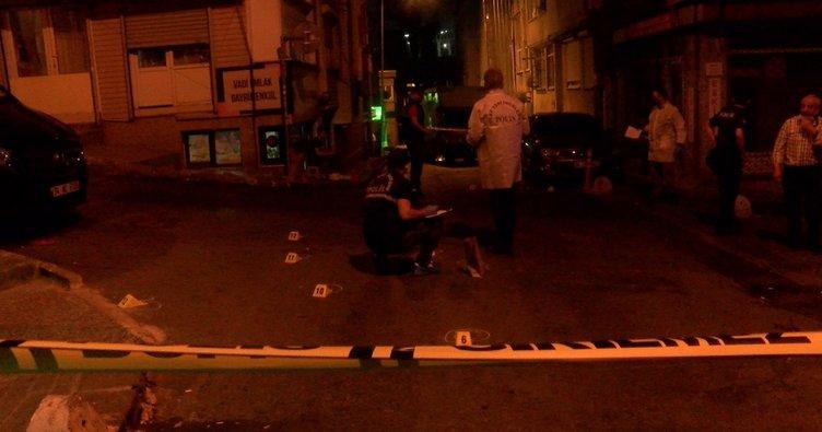 Son dakika: Şişli'de rastgele ateş açan saldırganlar çocuğunu parka götüren adamı öldürdü!