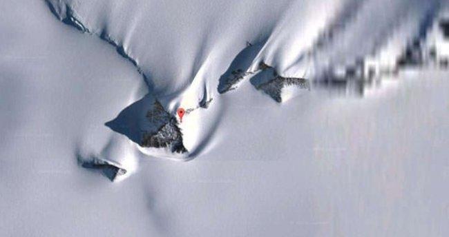 Google Earth gizemli piramitin izinde!