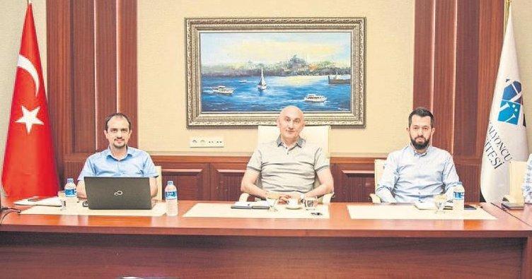 Türk girişimciler ABD'de kuluçka merkezi kurdu